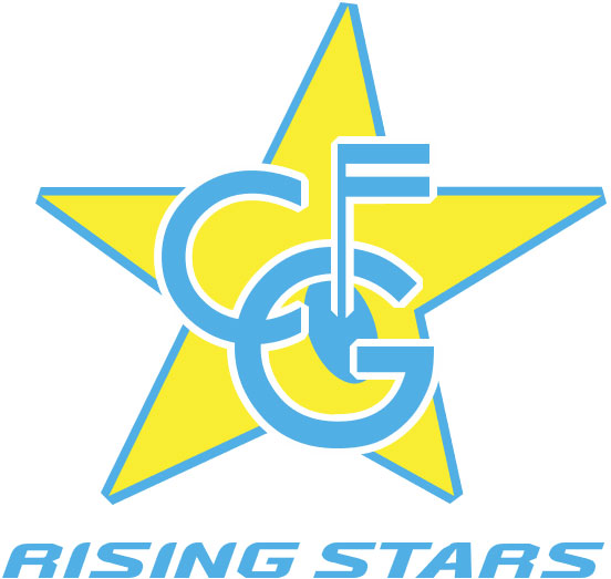 Columbia Missouri Golf Foundation Rising Stars Girls Golf Mentorship Program Logo