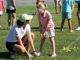 Columbia Missouri Golf Foundation Rising Stars Girls Golf Mentorship Program